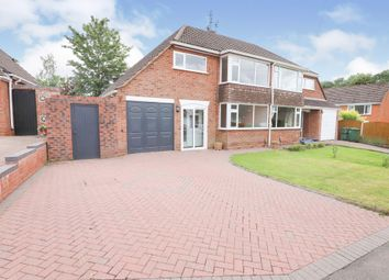 Thumbnail 3 bed semi-detached house for sale in The Hyde, Stourbridge