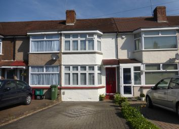 Thumbnail 2 bed terraced house to rent in Parkside Avenue, Barnehurst, Kent