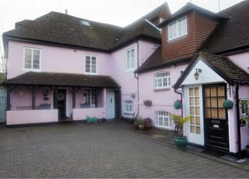 Thumbnail 2 bed flat for sale in Chevening Road, Sevenoaks