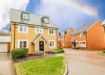 Rana Drive, Church Crookham, Fleet GU52. 3 bed detached house for sale