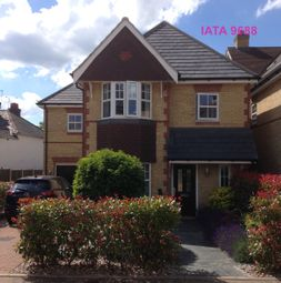 Thumbnail 4 bed detached house to rent in Nancy Edwards Place, Chelmsford