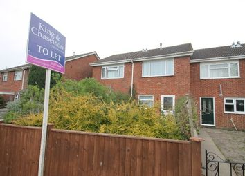 Thumbnail 2 bed property to rent in Charles Avenue, Chichester