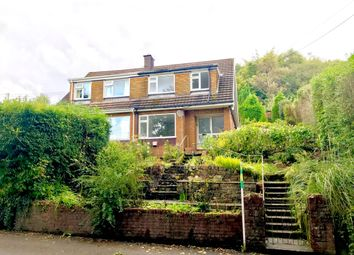 Thumbnail 3 bed semi-detached house for sale in Ystradfellte Road, Pontneddfechan, Neath