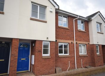 Thumbnail 3 bed terraced house to rent in Wonford Street, Heavitree, Exeter