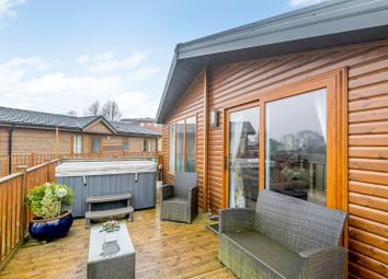 Thumbnail 2 bed lodge for sale in Moonshadow Rise, Devon Hills Holiday Village, Paignton
