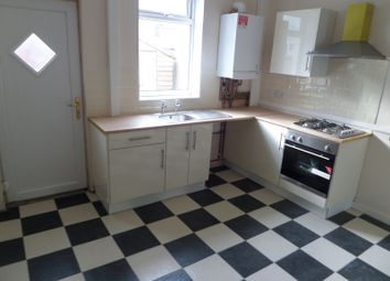 Thumbnail 2 bed terraced house to rent in Freckleton Street, Blackpool