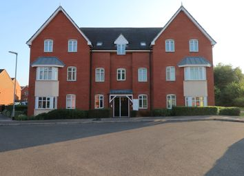 Thumbnail 2 bed flat for sale in Flaxley Close, Lincoln