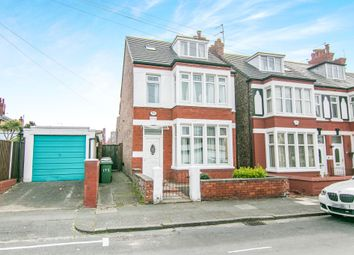 Thumbnail 5 bedroom detached house for sale in Colville Road, Wallasey