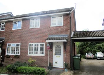Thumbnail 2 bedroom end terrace house for sale in Stirling Crescent, Hedge End, Southampton, Hampshire
