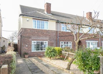 Thumbnail 2 bed end terrace house for sale in Manor Road, Brimington, Chesterfield