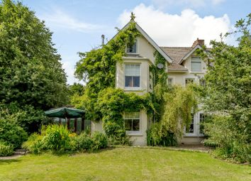 Thumbnail 8 bed semi-detached house for sale in Chagford, Newton Abbot, Devon