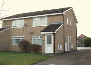 Thumbnail 1 bed flat for sale in Bainton Close, Billingham