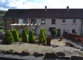 Thumbnail 3 bed terraced house for sale in 4, Athole Lane, Greenock, Renfrewshire