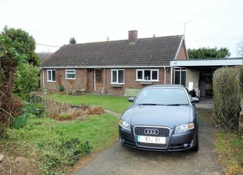 Thumbnail 3 bedroom detached bungalow to rent in Old Eign Hill, Hereford, Herefordshire