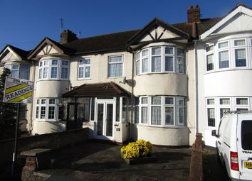Thumbnail 3 bed terraced house for sale in South End Road, Hornchurch, London