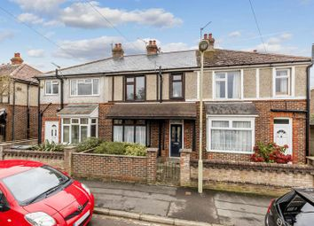 Thumbnail 3 bed terraced house for sale in Washington Road, Emsworth