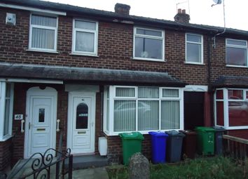 3 bed terraced house to rent in Herristone Road, Crumpsall, Manchester M8