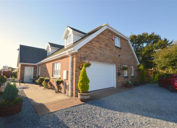 Thumbnail 4 bed detached bungalow for sale in Church Road, Gorslas, Llanelli