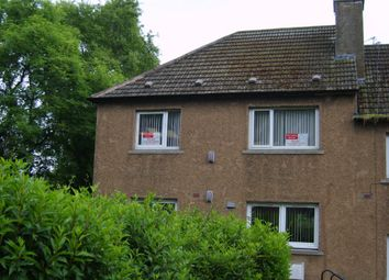 Thumbnail 1 bed flat to rent in Glebe Terrace, Inverkeithing, Fife