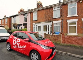 Thumbnail 2 bedroom terraced house to rent in Boston Road, Ipswich