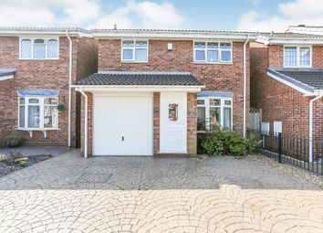 3 bed detached house for sale in Springbrook Close, Castle Bromwich, Birmingham B36
