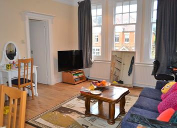 Thumbnail 1 bed flat to rent in Rusholme Road, London