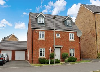 Thumbnail 5 bed detached house for sale in Charisse Gardens, Oxley Park, Milton Keynes, Buckinghamshire