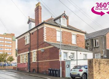 Thumbnail 2 bed flat for sale in Cardiff Road, Newport