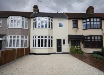 Thumbnail 4 bed terraced house to rent in Gorseway, Romford