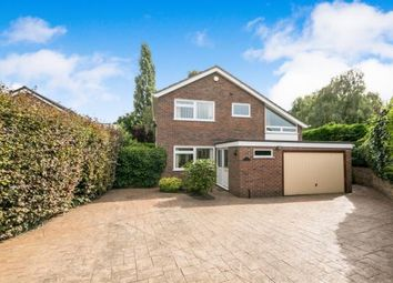 Thumbnail 4 bed detached house for sale in Maes Glas, Court Road, Wrexham