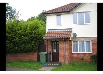 Thumbnail 1 bed semi-detached house to rent in Mulberry Court, Taverham, Norwich