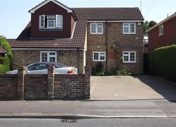 Thumbnail 5 bed detached house for sale in Sandy Lane, Farnborough, Hampshire