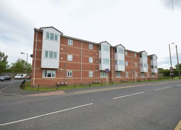 Thumbnail 2 bedroom flat for sale in Abbey Court, Shiremoor, Newcastle Upon Tyne