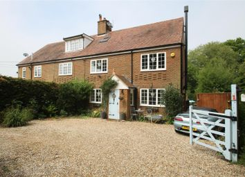 Thumbnail 4 bed semi-detached house for sale in Coneyburrow Lane, Bexhill-On-Sea