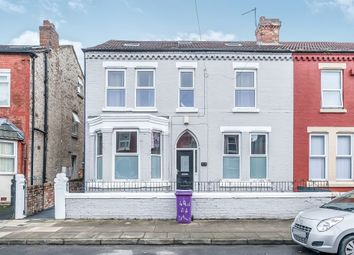 Thumbnail 10 bed semi-detached house for sale in Salisbury Road, Wavertree, Liverpool
