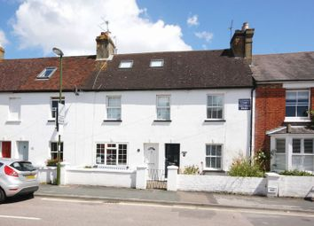 Thumbnail 3 bed terraced house for sale in Victory Road, Horsham