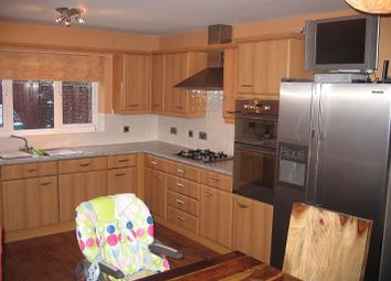 Thumbnail 5 bed detached house to rent in Deeley Close, Watnall, Nottingham
