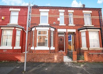 Thumbnail 3 bed terraced house to rent in Cheddar Street, Manchester
