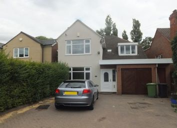 Thumbnail 3 bed property to rent in Chester Road, Sutton Coldfield