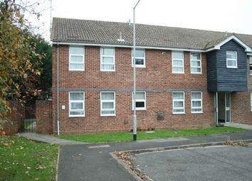 Thumbnail 1 bed flat to rent in Hazelwood, Benfleet