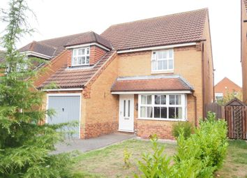Thumbnail 4 bed detached house for sale in Pendeen Close, New Waltham, Grimsby
