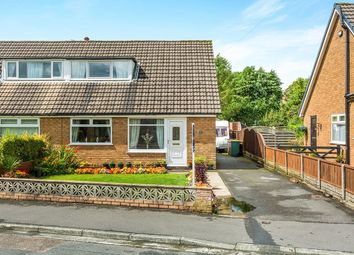 Thumbnail 3 bed bungalow for sale in Ribblesdale Drive, Grimsargh, Preston