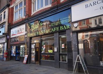 Thumbnail Restaurant/cafe to let in 13 Deansgate, Bolton, Greater Manchester