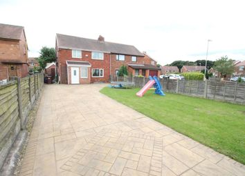 Thumbnail 3 bedroom semi-detached house for sale in Chatsworth Road, Walton-Le-Dale, Preston