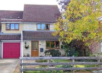 Thumbnail 3 bed semi-detached house for sale in Swinbrook Road, Carterton, Oxfordshire