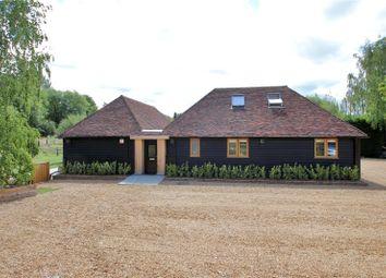 Stream Farm, Summerhill, Goudhurst, Kent TN17. 4 bed detached house