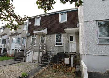 Thumbnail 2 bed terraced house for sale in Jackson Close, Weston Mill
