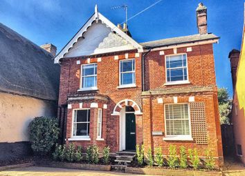 Thumbnail 4 bed detached house for sale in The Square, High Street, Much Hadham