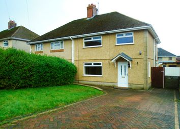 Thumbnail 3 bed semi-detached house for sale in Bro-Wen, Llwynhendy, Llanelli, Carmarthenshire
