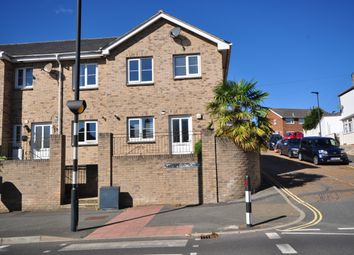Thumbnail 3 bed end terrace house to rent in Swanmore Road, Ryde